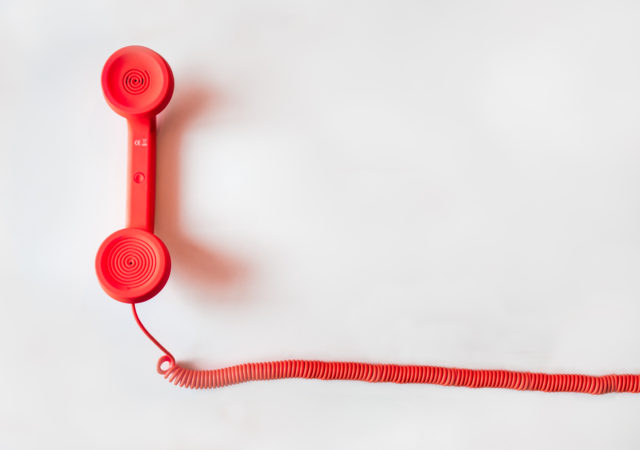 Phone Line Issues – Cambridge Office